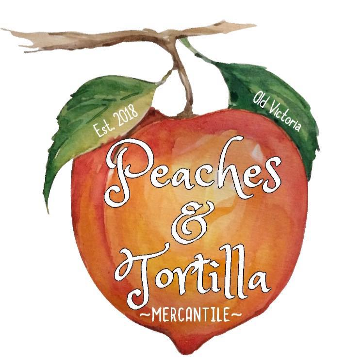 Peaches n Tortilla logo