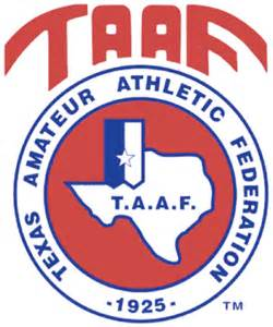 Texas Amateur Athletic Federation logo